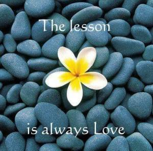 the-lesson-is-always-love